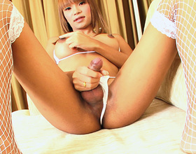 Natt	:	Thick Rod Stroking